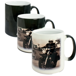 Mug magic noir